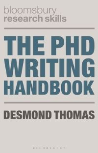 Jacket image for The PhD Writing Handbook