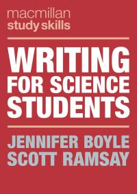 Jacket image for Writing for Science Students