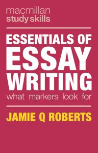 Jacket image for Essentials of Essay Writing
