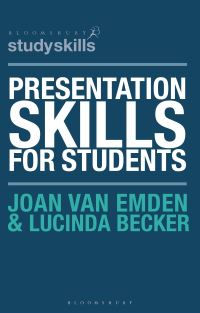 Jacket image for Presentation Skills for Students