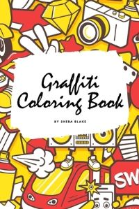 Jacket Image For: Graffiti Coloring Book for Children (6x9 Coloring Book / Activity Book)