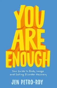 Jacket Image For: You are enough