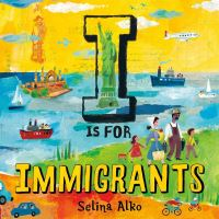 Jacket Image For: I is for immigrants