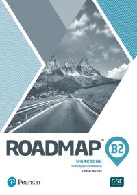 Jacket Image For: Roadmap B2 Workbook with Digital Resources