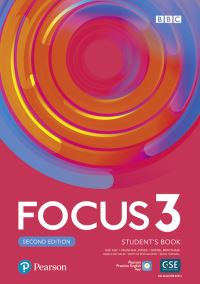 Jacket Image For: Focus 2e 3 Student's Book (with booklet) for Basic Pack