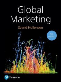 Jacket Image For: Global marketing