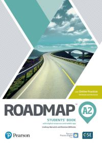 Jacket Image For: Roadmap A2 Students' Book with Online Practice, Digital Resources & App Pack
