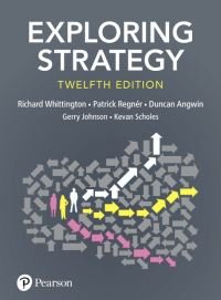 Jacket Image For: Exploring strategy