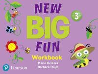 Jacket Image For: Big Fun Refresh Level 3 Workbook