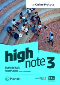 Jacket Image For: High note. 3 Student's book