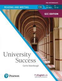 Jacket Image For: University Success GCC Reading and Writing Level 2 Student Book & Student MyEnglishLab
