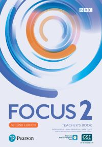 Jacket Image For: Focus 2e 2 Teacher's Book with PEP Pack