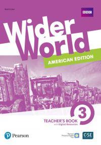 Jacket Image For: Wider world. Teacher's book