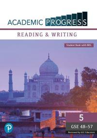 Jacket Image For: Academic Progress GCC Reading and Writing Level 5 Student Book and MyEnglishLab