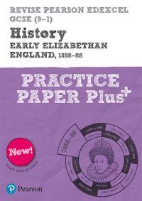 Jacket Image For: Early Elizabethan England, 1558-88. Practice paper plus