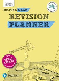 Jacket Image For: Revise GCSE Revision Planner