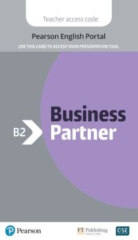 Jacket Image For: Business Partner B2 Presentation Tool on PEP Access Card