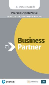 Jacket Image For: Business Partner C1 Presentation Tool on PEP Access Card
