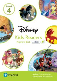 Jacket Image For: Disney Kids Readers Level 4 Teacher's Book with eBook and Resources