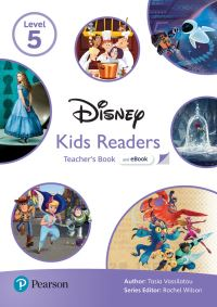 Jacket Image For: Disney Kids Readers Level 5 Teacher's Book with eBook and Resources