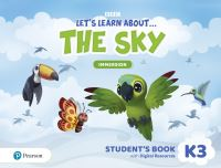 Jacket Image For: Let's Learn About the Sky K3 Immersion Student's Book and PIN Code pack