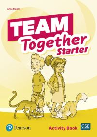 Jacket Image For: Team Together Starter Capitals Edition Activity Book