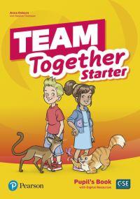 Jacket Image For: Team together. Starter