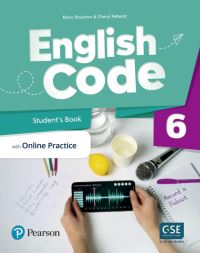Jacket Image For: English code American. 6 Student's book + student online world access code pack