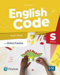 Jacket Image For: English code. Starter Pupil's book with online practice