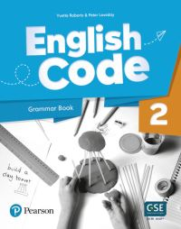 Jacket Image For: English code. 2 Grammar book + video online access code pack