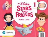 Jacket Image For: My Disney Stars and Friends 1 Flashcards