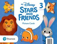 Jacket Image For: My Disney Stars and Friends 3 Flashcards