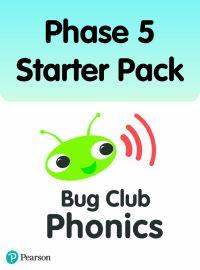 Jacket Image For: Bug Club Phonics Phase 5 Starter Pack (50 books)
