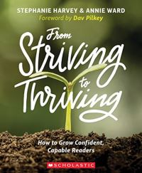 Jacket Image For: From striving to thriving