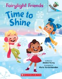 Jacket Image For: Time to shine