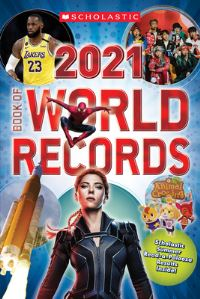 Jacket Image For: Scholastic Book of World Records 2021