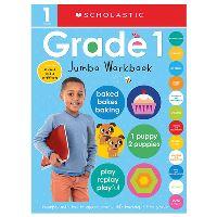 Jacket Image For: First Grade Jumbo Workbook: Scholastic Early Learners (Jumbo Workbook)