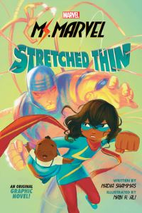Jacket Image For: Stretched thin