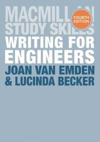 Jacket image for Writing for Engineers