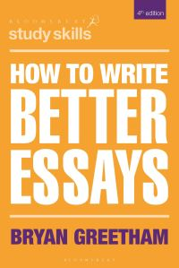 Jacket image for How to Write Better Essays