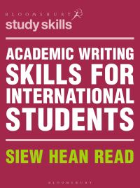 Jacket image for Academic Writing Skills for International Students