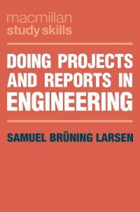 Jacket image for Doing Projects and Reports in Engineering