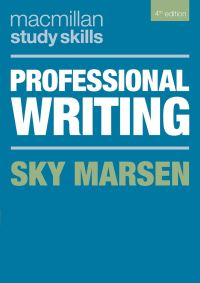 Jacket image for Professional Writing