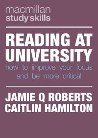 Jacket image for Reading at University