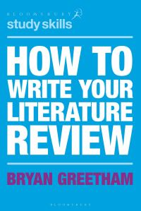 Jacket image for How to Write Your Literature Review