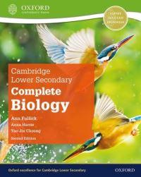 Jacket Image For: Complete biology. Student book