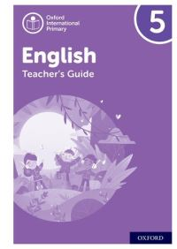 Jacket Image For: Oxford international primary English. Level 5 Teacher guide