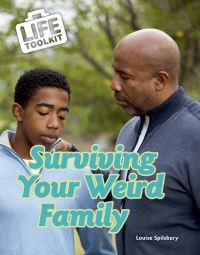 Jacket Image For: Surviving your weird family