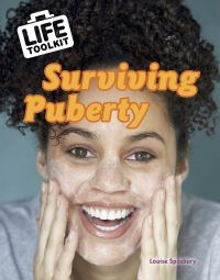 Jacket Image For: Surviving puberty