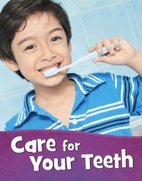 Jacket Image For: Care for your teeth
